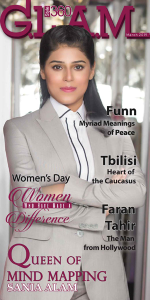 Glam Magazine March Edition, Hum News, Hum TV
